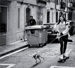doggy-skate