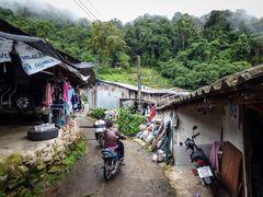 Doi Pui Hmong Hill Tribe Village