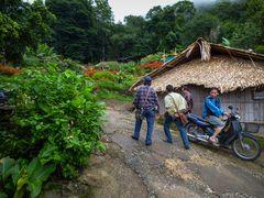 Doi Pui Hmong Villa tribal