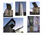 Doku-Zentrum Collage
