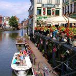 Dolce vita in Gent (Belgien)