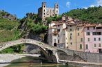 Dolceaqua mit seiner ganz besonderen Steinbrücke