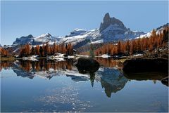 Dolomiten-Perle   -    Lago di Federa
