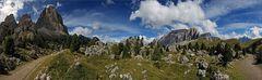 Dolomiten - Sellajoch