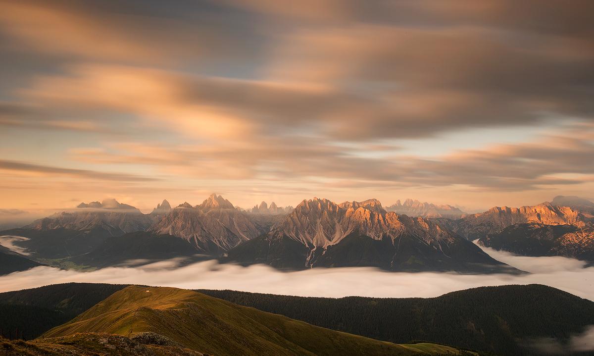 *** Dolomiten Skyline ***
