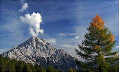 Dolomiten-Vulkan ?