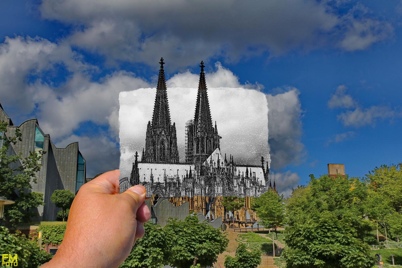 Dom Blick, Köln