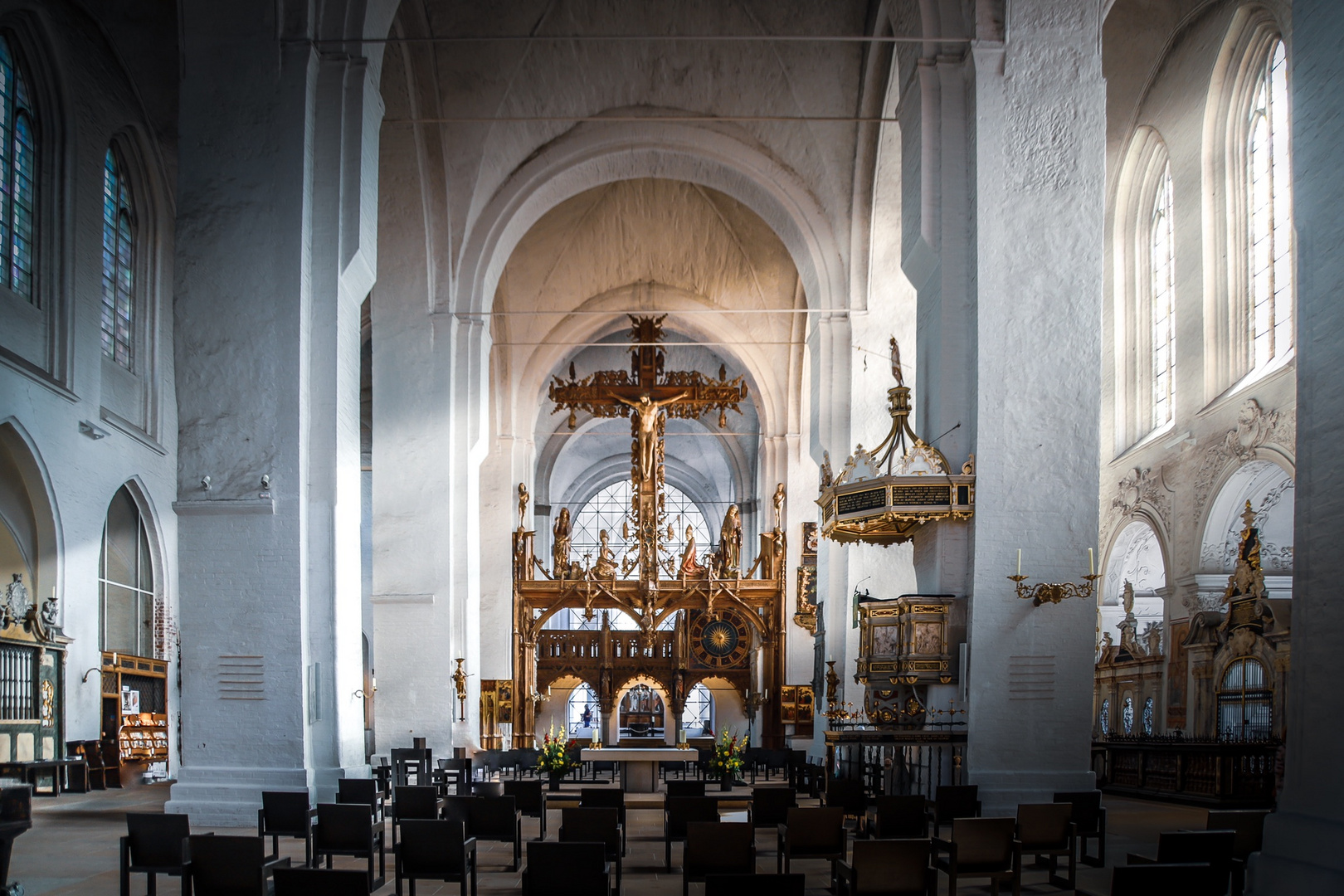 Dom in Lübeck