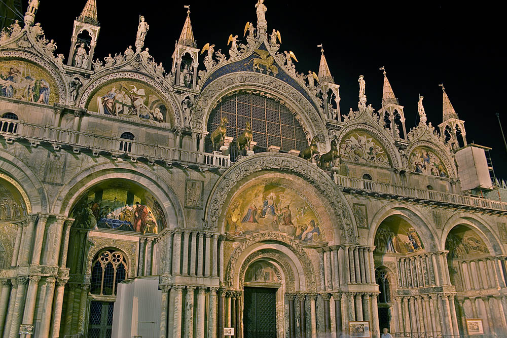 Dom in Venedig