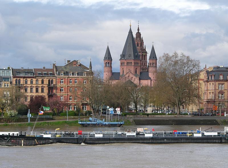 Dom ST. Martin in Mainz