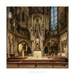 """Dom St. Peter - Regensburg """" Gott zu Gefallen..."""""""