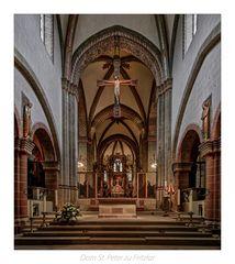 "Dom St. Peter zu Fritzlar "" Gott zu Gefallen..."""