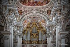 Dom St. Stephan in Passau und seine Orgel ...
