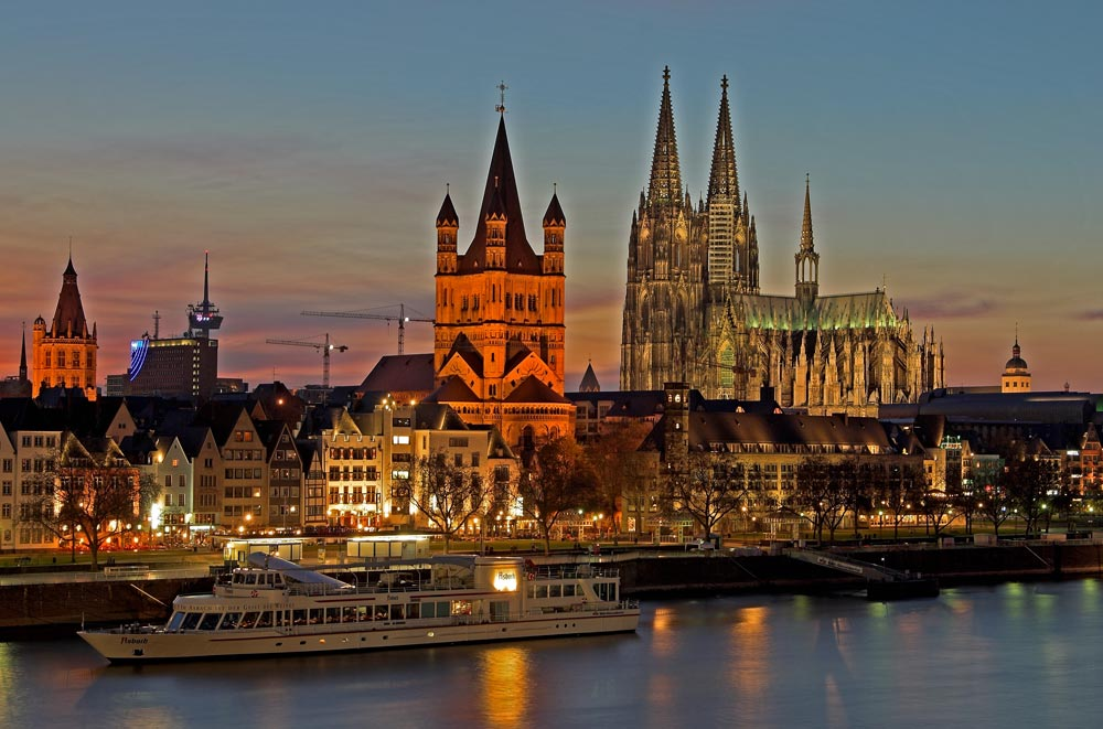 Dom und Altstadt