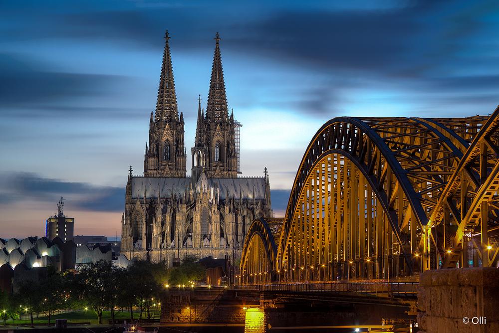 Dom und Brücke Reloaded ...