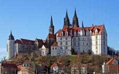 Dom und Burg in Meißen