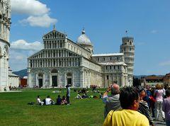 Dom und Schiefer Turm von Pisa