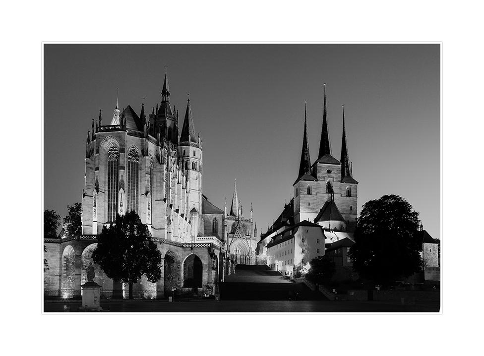 Dom und Severi in Erfurt