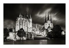 Dom und Severikirche zu Erfurt (2)
