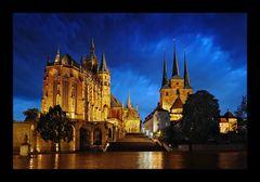 Dom und Severikirche zu Erfurt