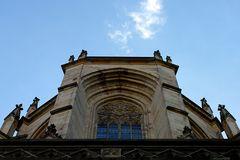 Dom zu Erfurt - aussermittig