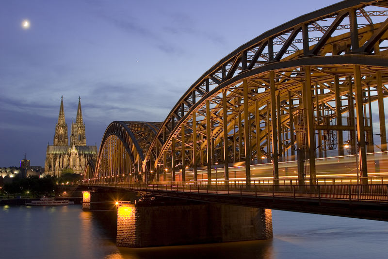 Dom zu Köln - Aufnahme gemeinsam mit Heinz Gemünd