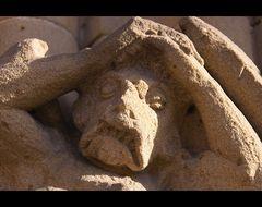Dom zu Speyer Figuren am Westwerk