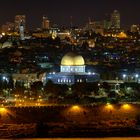 Dome of the Rock from Mount of Olives