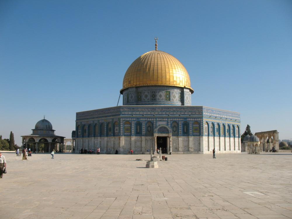 Dome of the Rock (Qubat Al Sakhra)