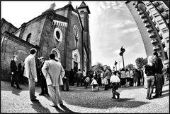 Domenica a messa