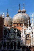DOMES OF SAN MARCO - VENICE