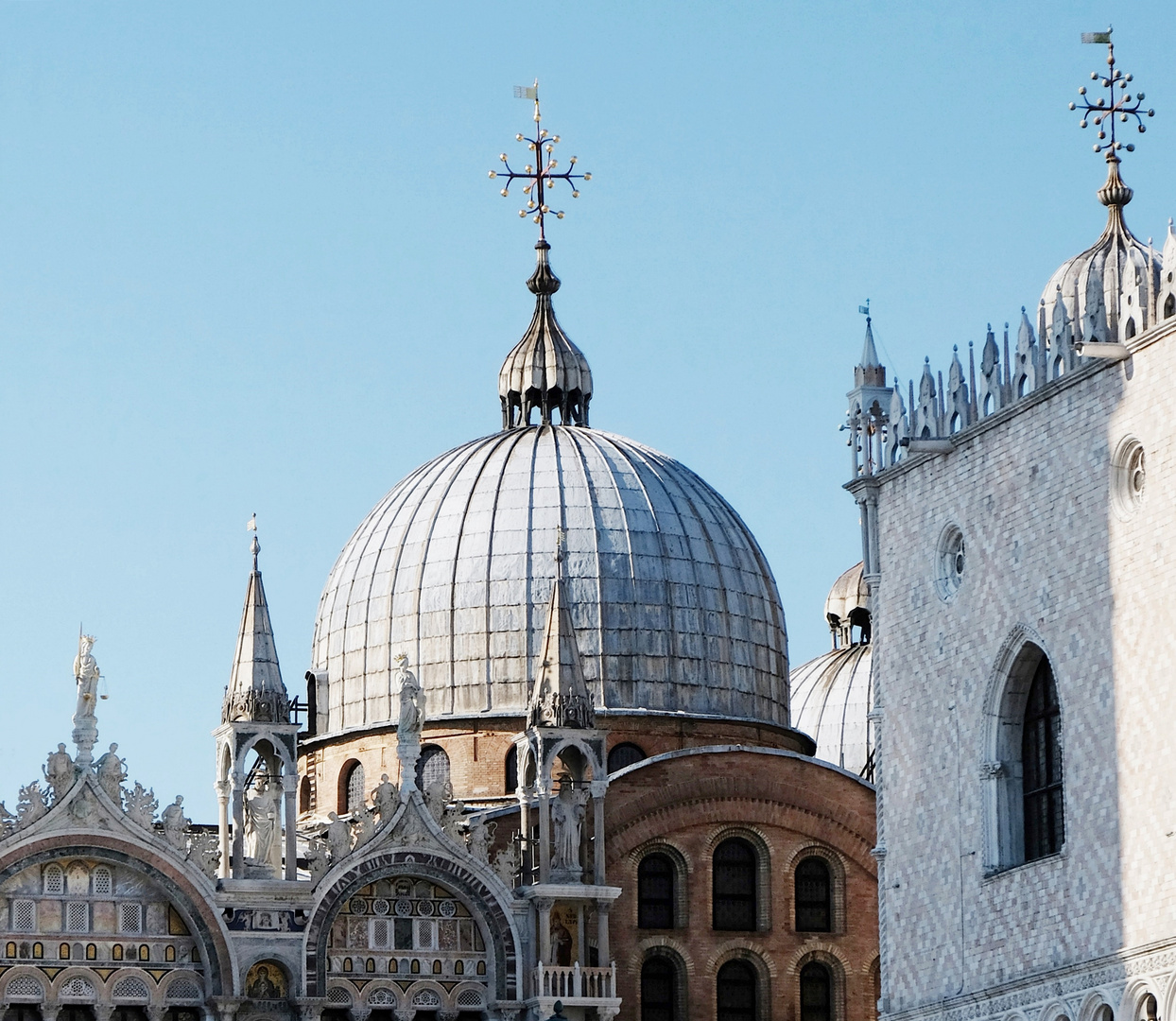 __DOMES, SAINTS AND SPIRES__
