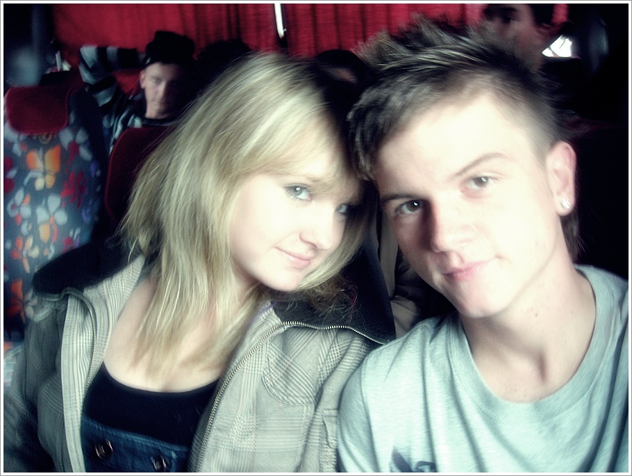 Dominik & ich =)))