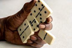 Dominospieler