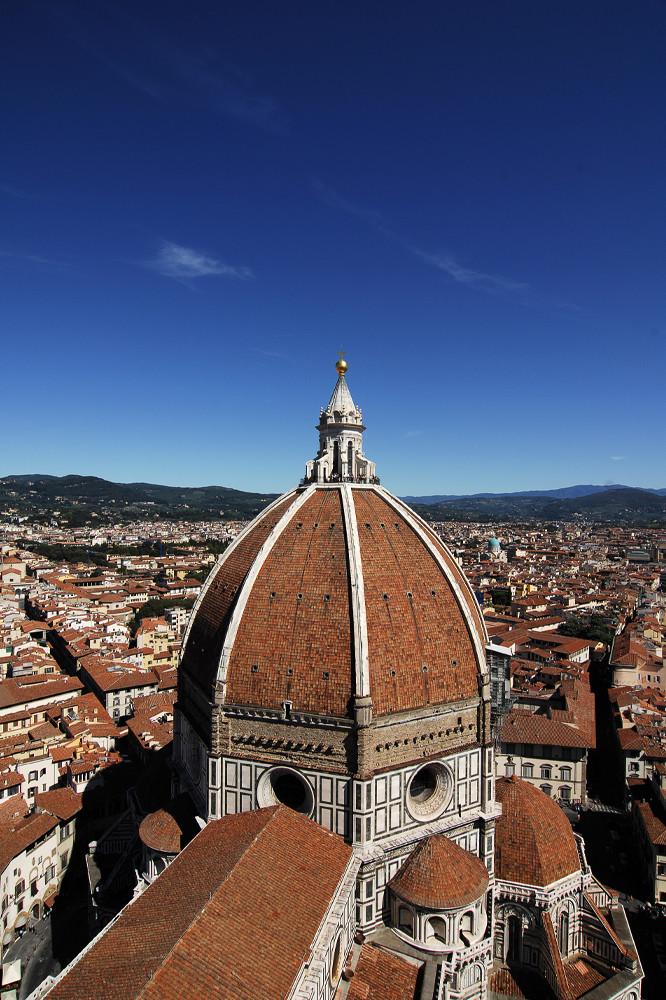 Domkuppel in Florenz