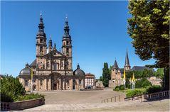 Domplatz Fulda