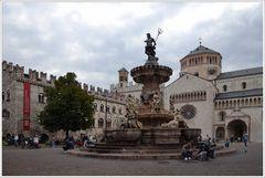 Domplatz in Trient