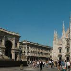 Domplatz von Mailand