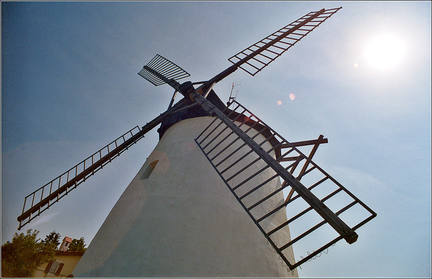 Don Quijote ist in Niederösterreich...