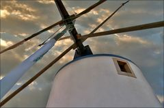 * Don Quijote läßt grüßen...