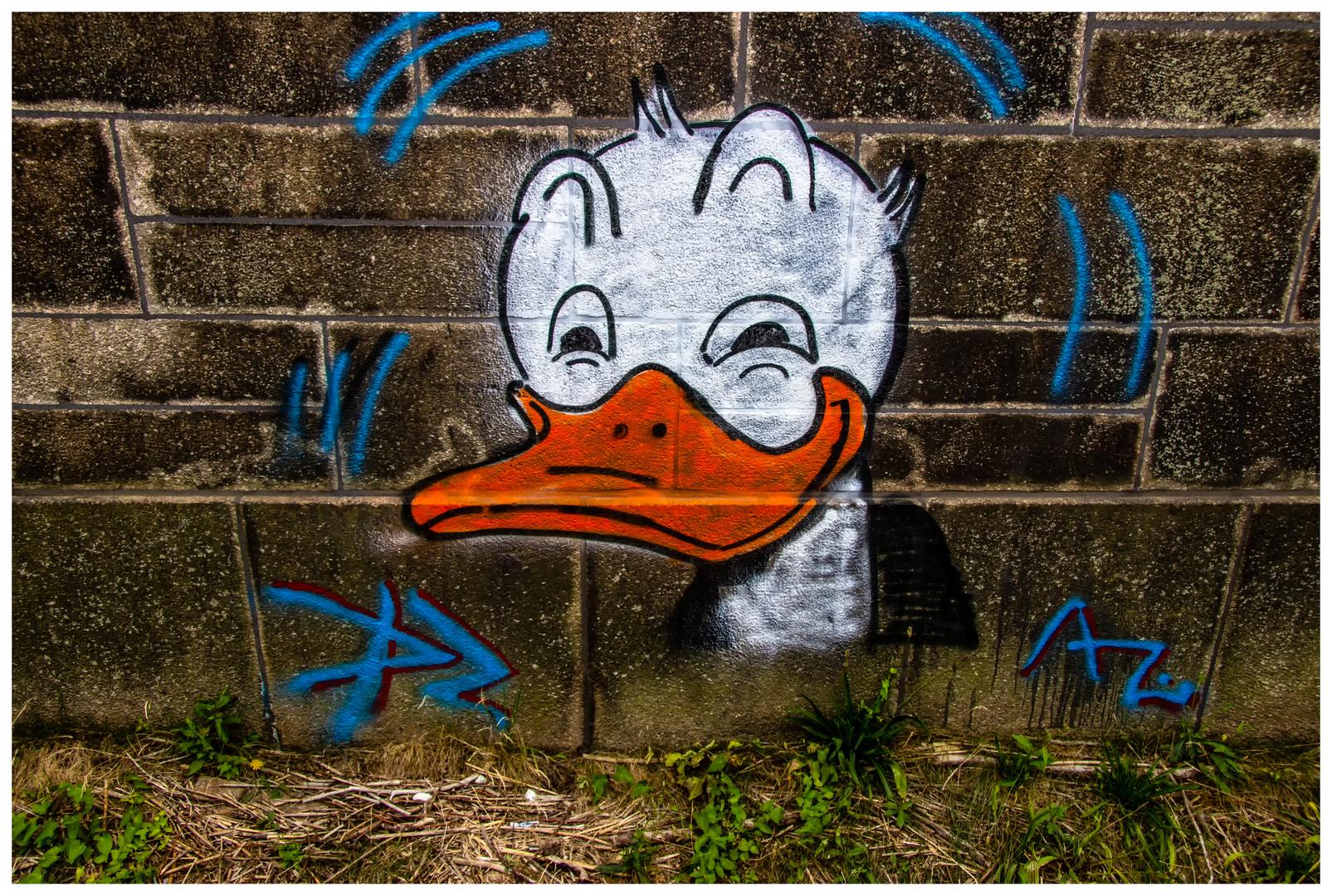 Donald lebt ...