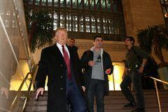 Donald Trump....