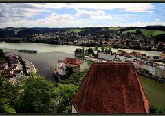 Donau, Inn und Ilz