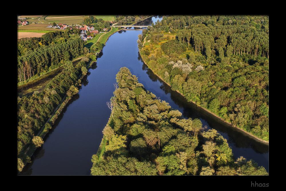 Donau - Lech treffen zusammen