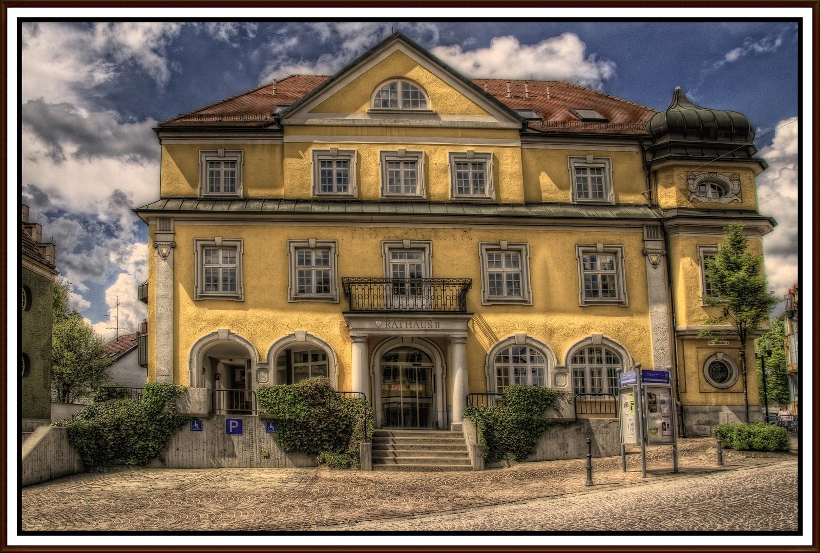Donaueschinger Rathaus