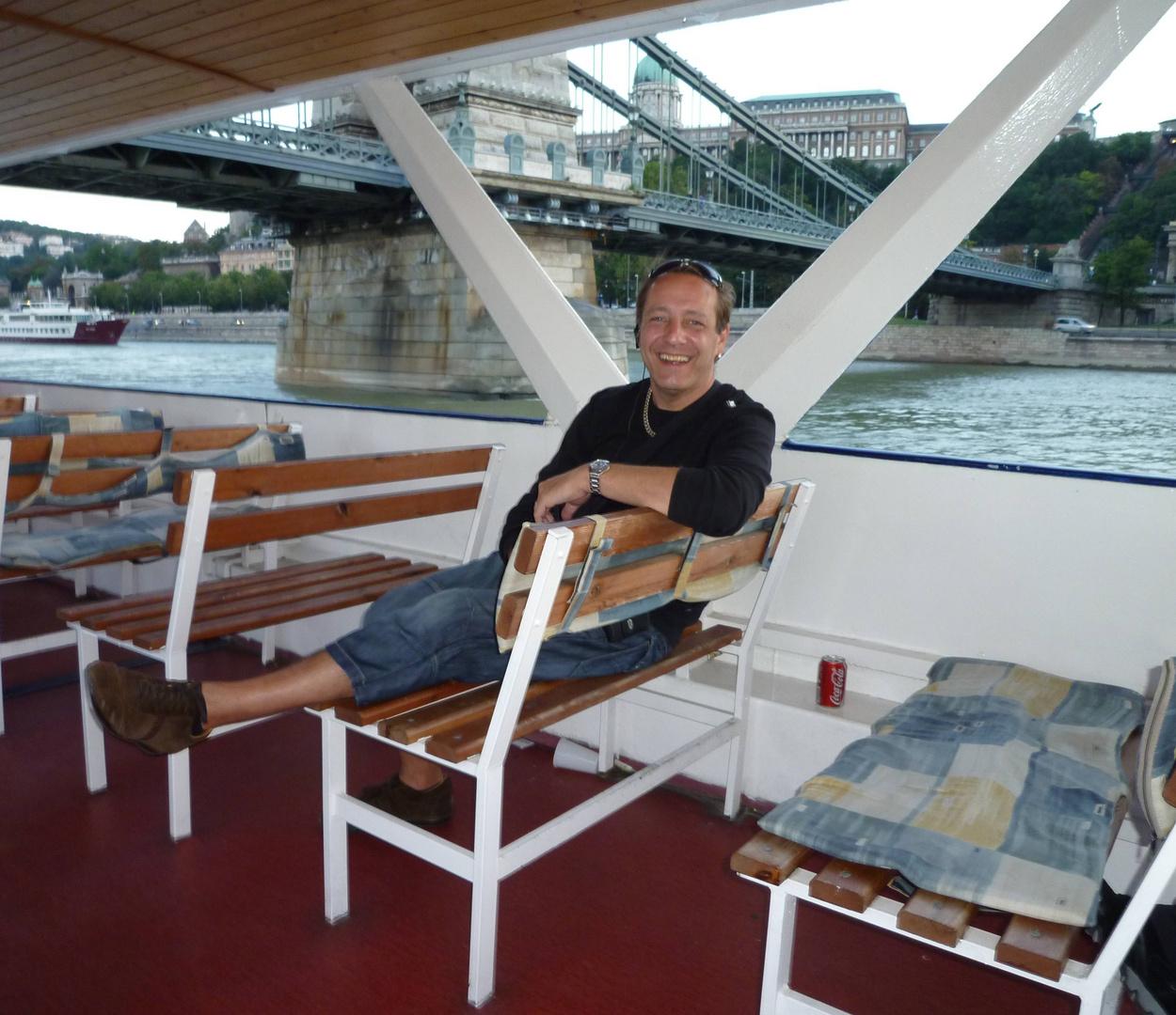 Donaurundfahrt in Budapest