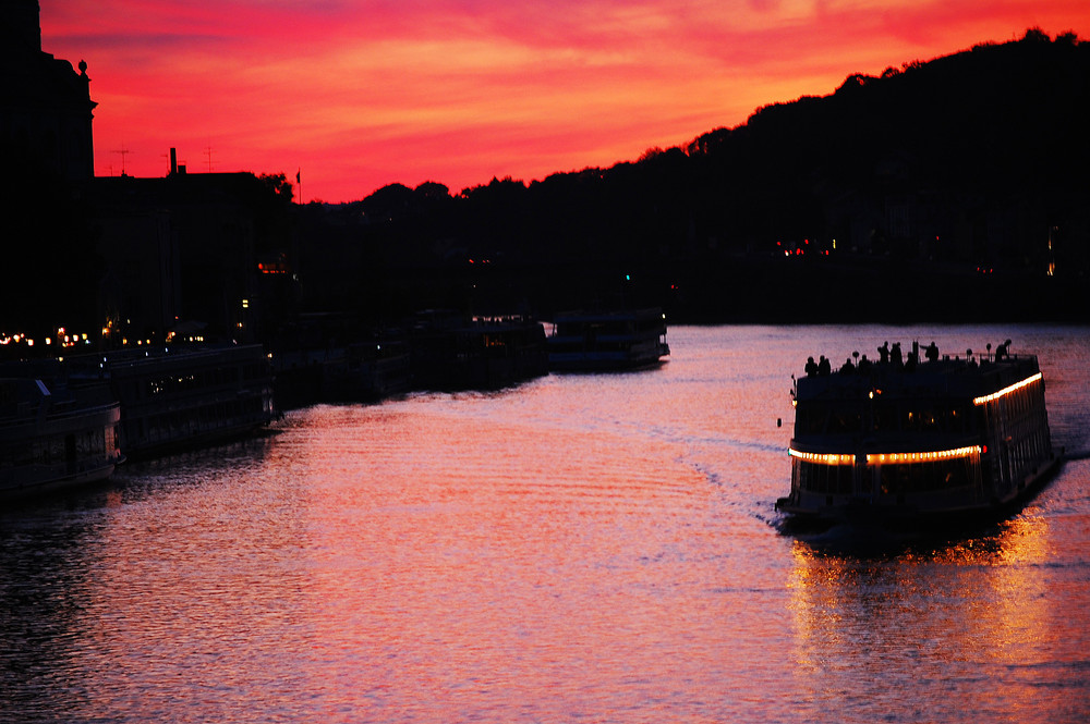 Donauschifffahrt II