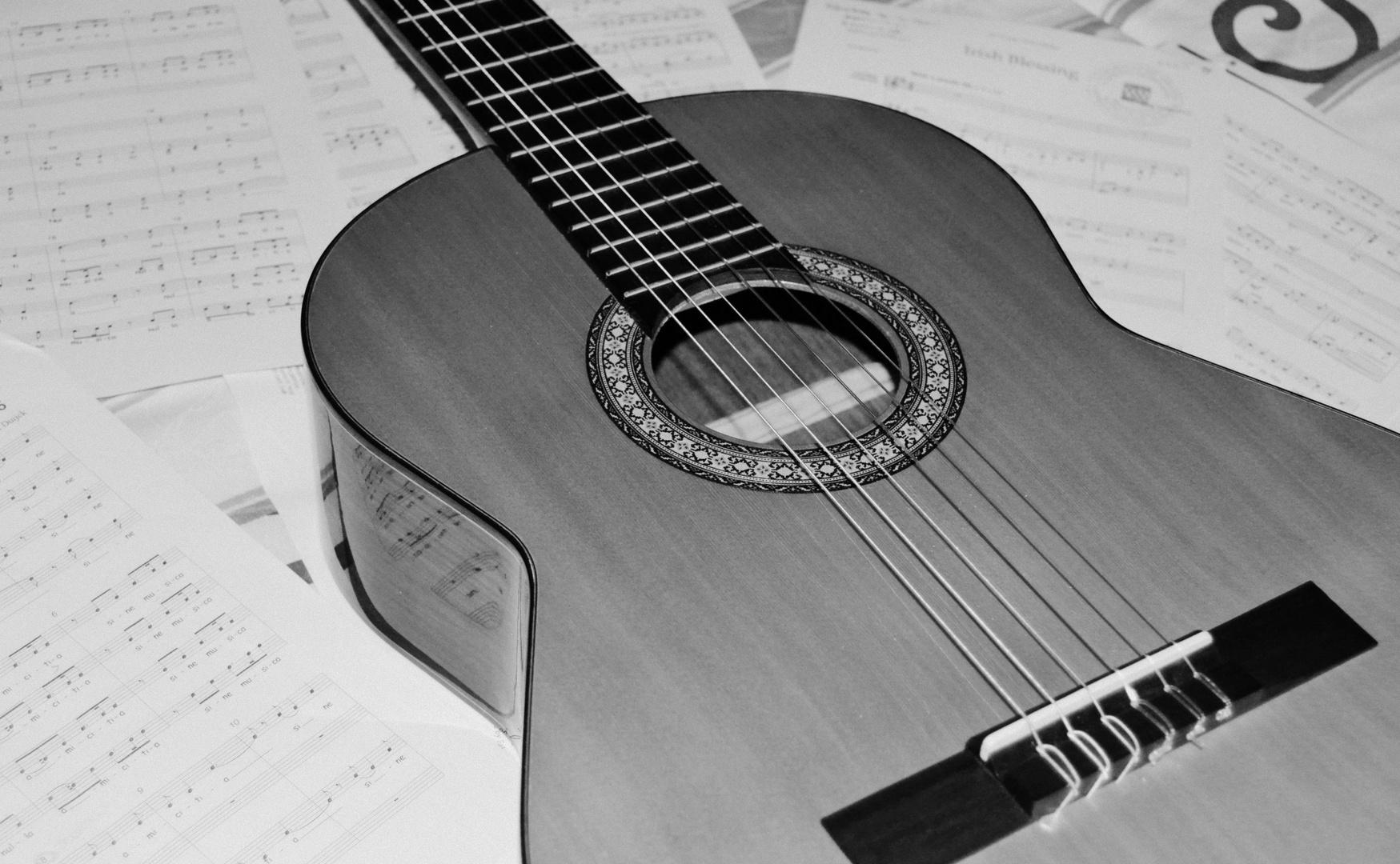 Donde mueren las palabras nace la música.