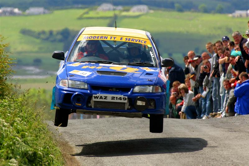 Donegal Jump