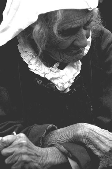 donna calabrese - Sila 1974